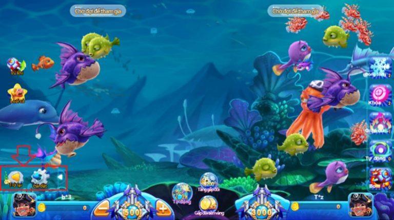 Game bắn cá trên mạng