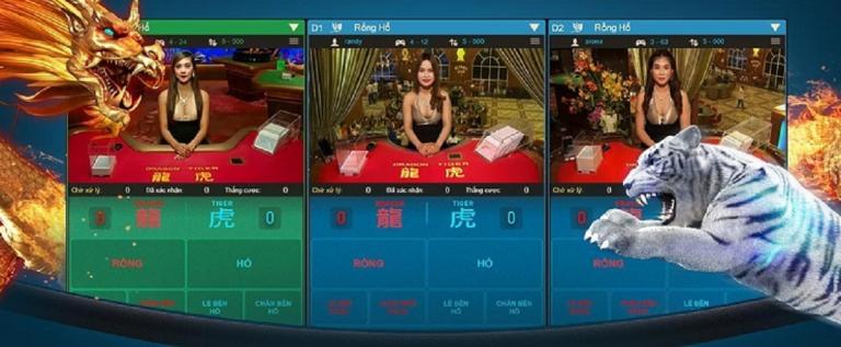 Luật chơi đánh bài Rồng Hổ online tại W88