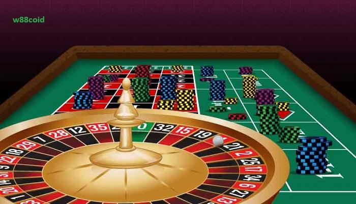Hướng dẫn chơi Roulette W 88 trên mạng