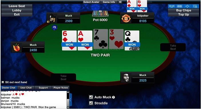 Game bài Poker