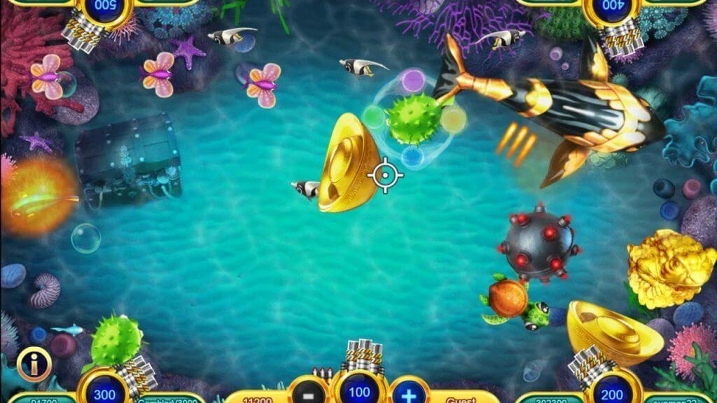 Hướng dẫn chơi game bắn cá Cash Fish W88